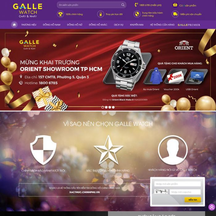 Galle Watch (Content SEO)